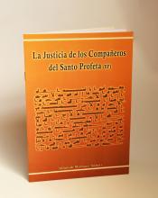 Libro La Justicia de los Compañeros del Santo Profeta Muhammad (PB)