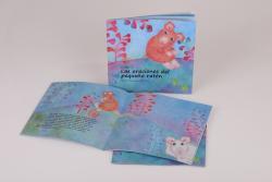 Las Oraciones del Pequeño Ratón - Libro infantil