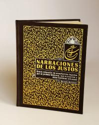 Libro Narraciones de los Justos (Tomo 1)