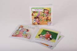 Libro infantil - Agradece a Dios