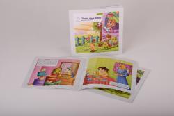 Libro infantil - Dios es muy Sabio
