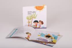 Palabras que a Dios le Gustan Mucho-Libro infantil